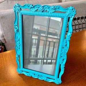 Sheffield Home blue hot gothic picture frame